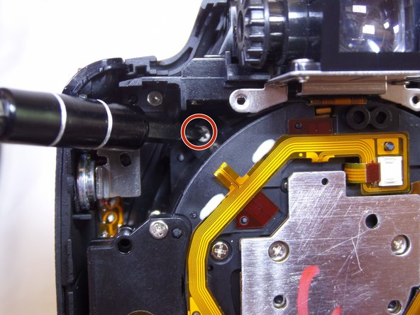 Nikon COOLPIX P600 Lens Replacement
