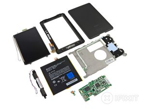 Kindle Fire Teardown