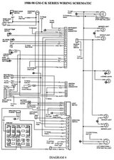 wiring schematic for 88 chevy pick up - - ifixit  ifixit