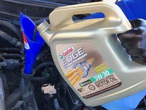 2003-2009 Toyota 4Runner Oil Change (4.7L V8)