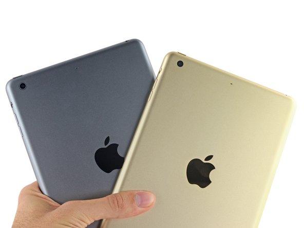 If you were wondering how to tell the iPad Mini Retina Display (aka iPad Mini 2) apart from the iPad Mini 3, we've got you covered: