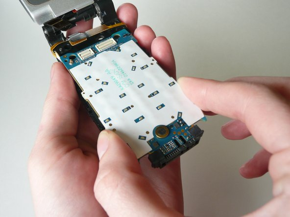 Sony Ericsson Z500a Logic Board Replacement