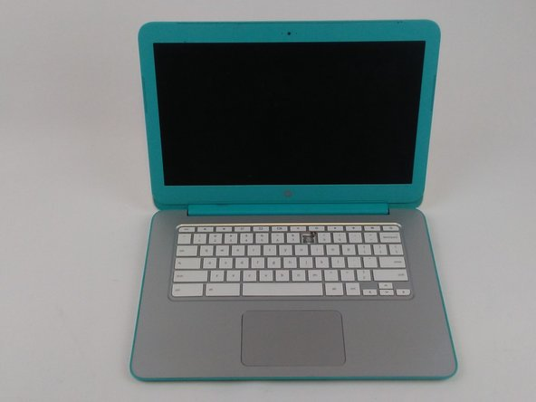 HP Chromebook 14-x010wm Touchpad Replacement