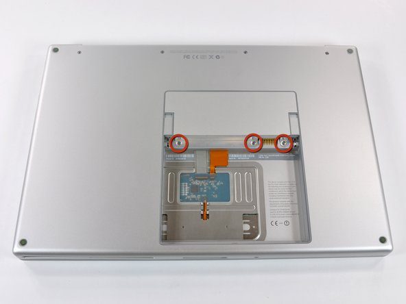 "MacBook Pro 15"" Core 2 Duo Models A1226 and A1260 RAM Shield Replacement"