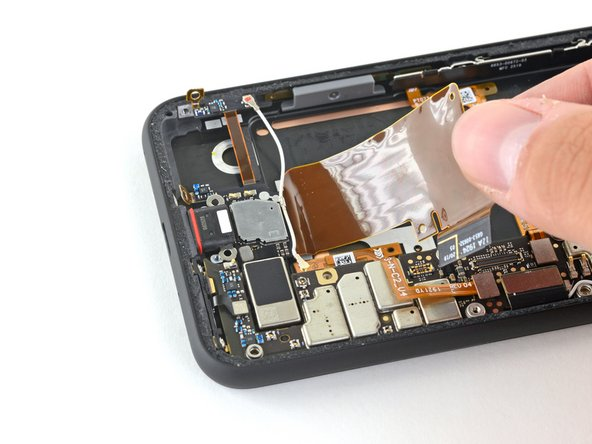 Remove the charging assembly.