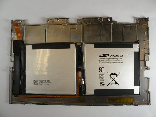 Microsoft Surface Battery Pack Replacement