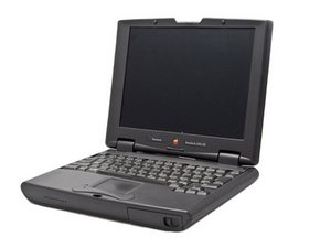 Reparación de PowerBook 190