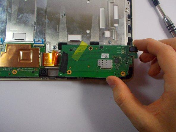 Asus Transformer Pad TF103C Headphone Jack Replacement