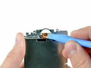 Home Button Ribbon Cable