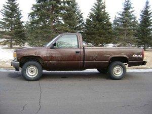 Chevrolet CK (Pickup Truck) Repair
