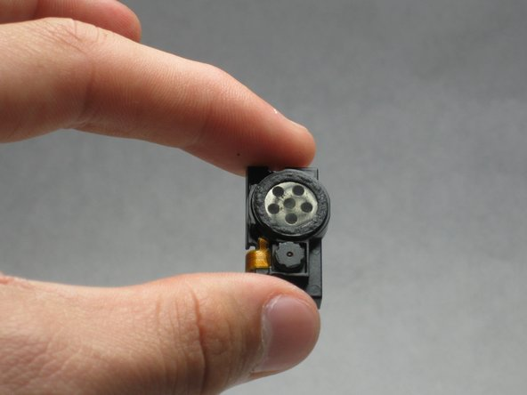 Samsung Juke Camera/Speaker Replacement