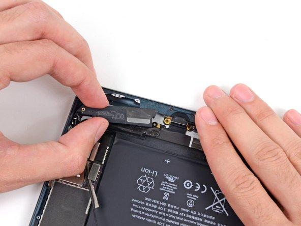 iPad Mini GSM Right Speaker Replacement