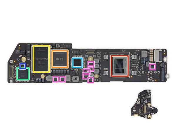 This board may be small, but it's still packing some decent processing power:
