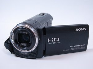 Sony Handycam HDR-CX580V