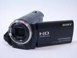 Sony Handycam HDR-CX580V Repair