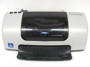 Epson Stylus Photo 820 Repair