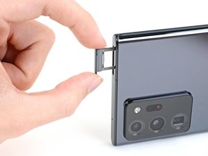 SIM Card Tray