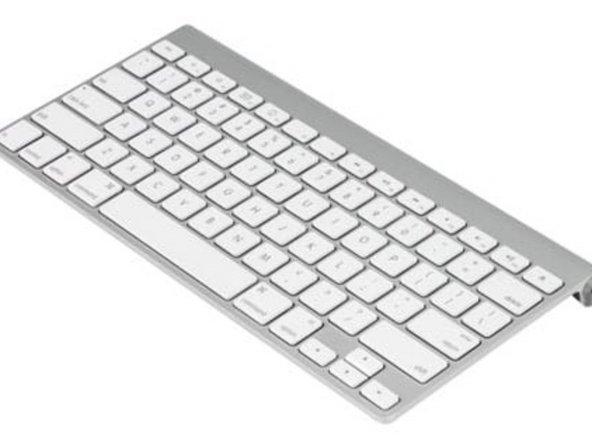 Apple Magic Keyboard Tasten Reparatur