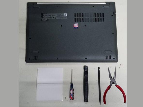 Lenovo IdeaPad 330 Screen Replacement Guide