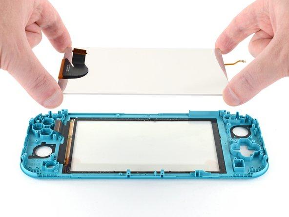 Nintendo Switch Lite スクリーンの交換