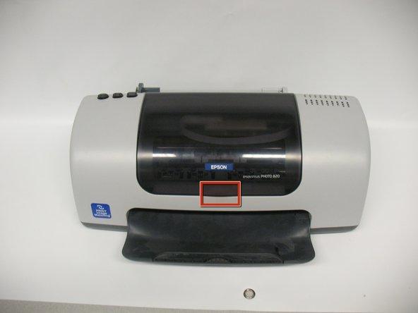 Safely unplug your printer.