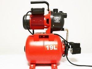Changement de vessie Surpresseur Sterwins 900W 19L 3800H/L