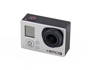 GoPro Hero3 Black Edition Repair