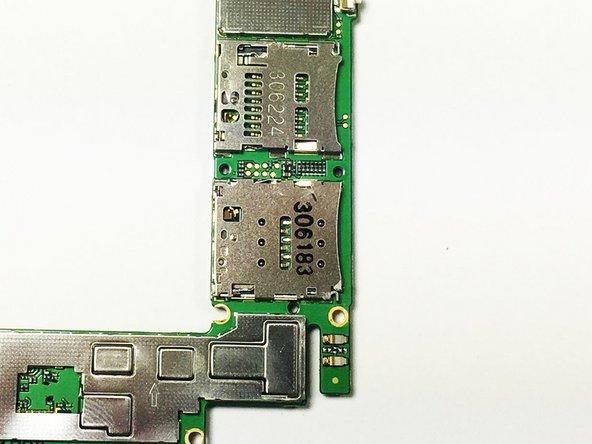 Huawei Ascend P6-U06 Sim  Card Reader Replacement