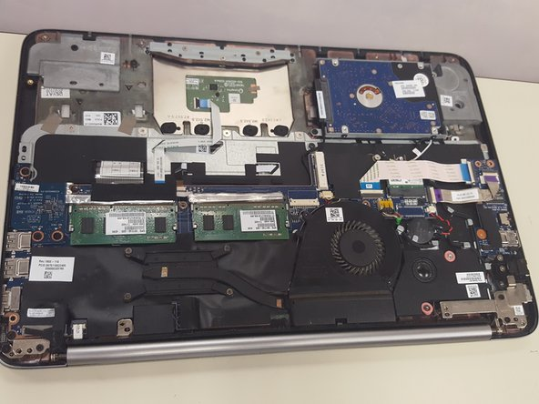 HP Envy Touchsmart m6-k125dx Cooling Fan  Replacement