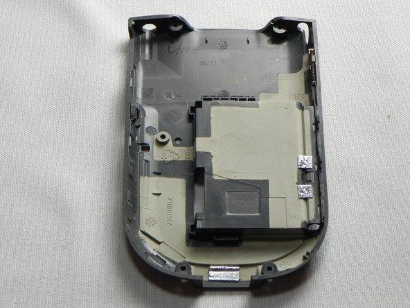 Remove the back case.