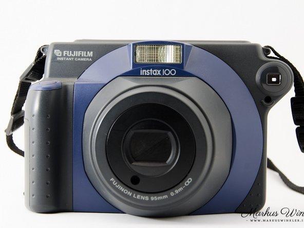 Fujifilm Instax 100 Disassembly