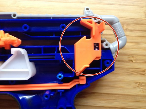Remove the reloader trigger that is triggered by the trigger.  Lol I just had to say that.