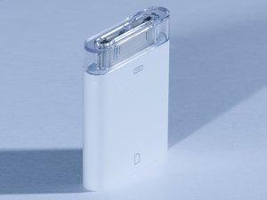 iPad Camera Connection Kit - SD Card Adapter Teardown