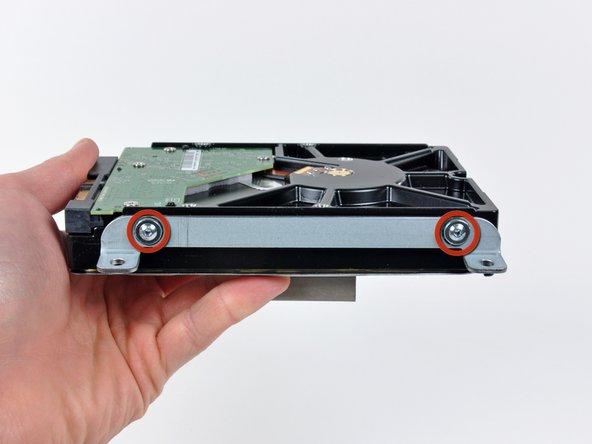"""Remplacement d'un disque dur dans l'iMac Intel 21,5"""" EMC 2308"""