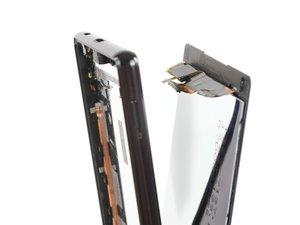 Remplacement de l'écran LCD et de la vitre tactile du Sony Xperia Z4