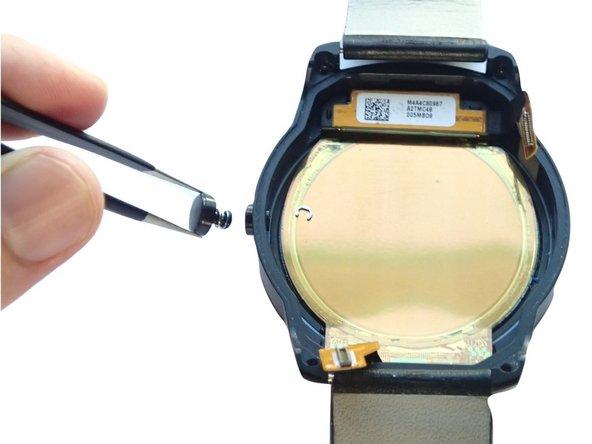 LG G Watch R Power Button
