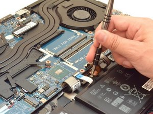 Alienware 17 R4 Battery Replacement