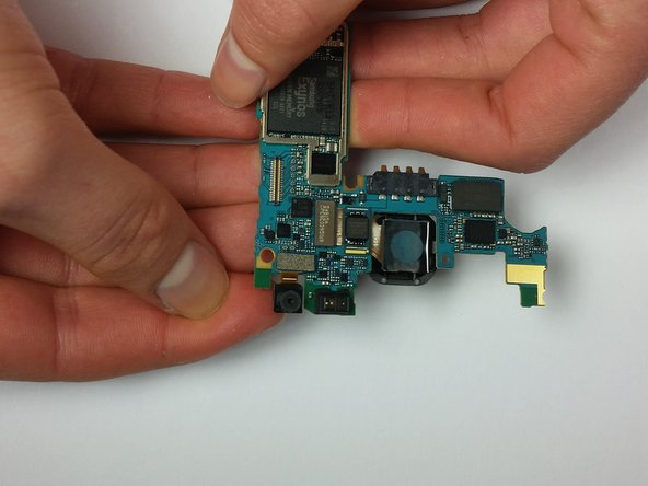 Samsung Galaxy Alpha Front Camera Replacement