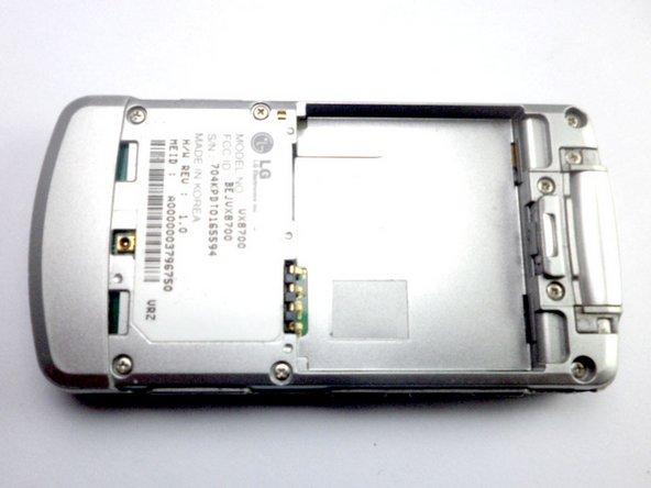 LG VX8700 Battery Replacement