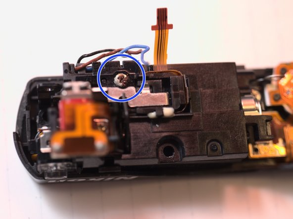 Remove this screw