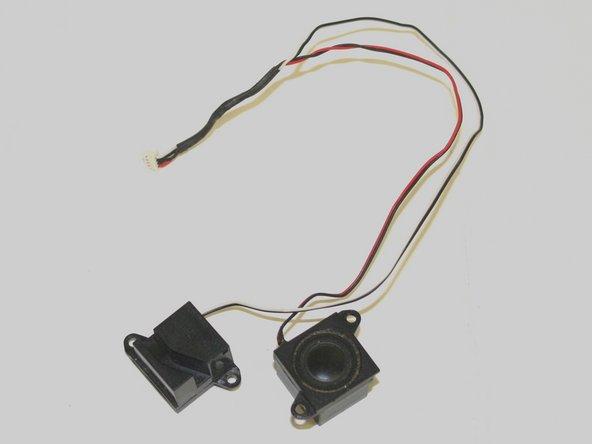 Sony Vaio SVE15112FXS Speaker Replacement