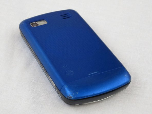 LG Xenon Back Case Replacement