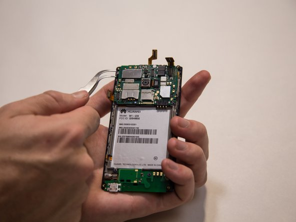 Huawei Ascend W1 Motherboard Replacement
