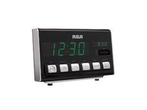 RCA Radio Alarm Clock Onarım