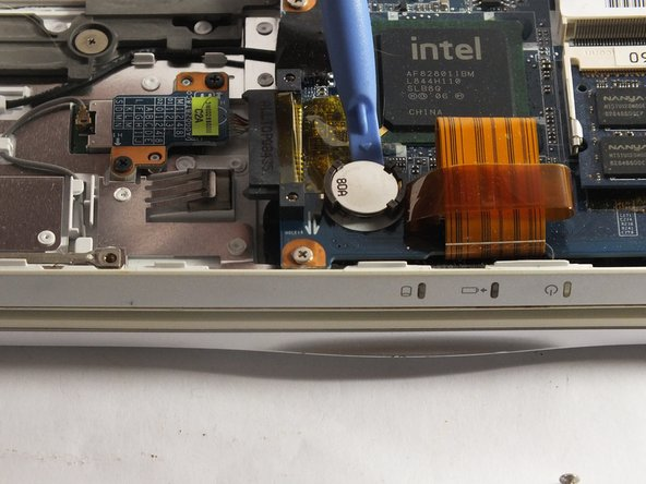 Sony VAIO PCG-3E2L BIOS Battery Replacement