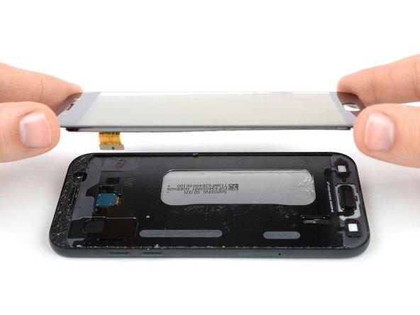 Sostituzione display Samsung Galaxy A5 (2017)