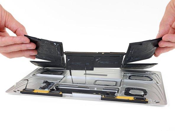 Retina MacBook 2016 Battery Replacement