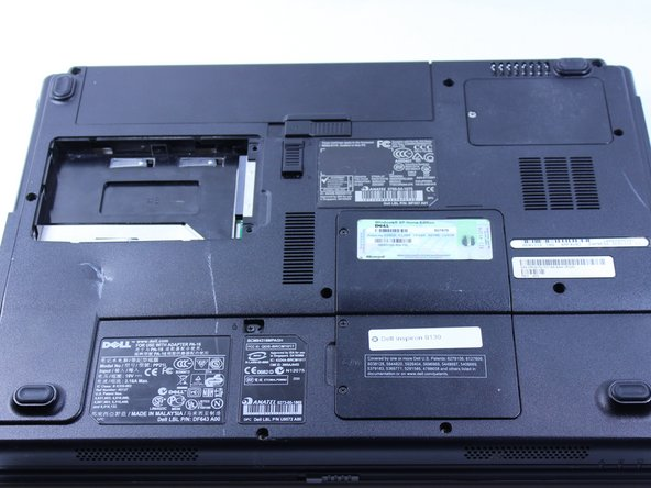 Dell Inspiron B130 CPU Replacement