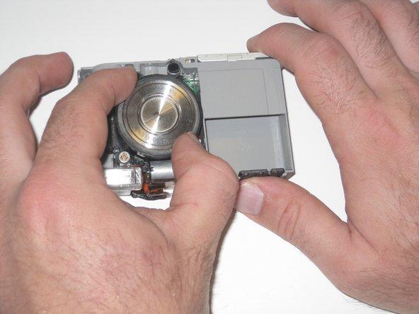 Fujifilm Finepix F10 6.3 MP Lens Replacement
