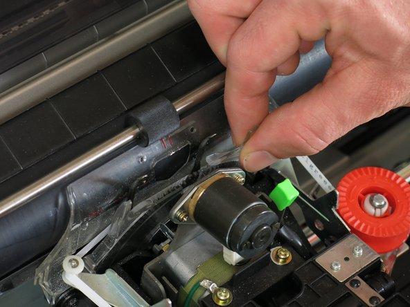 Panasonic KX-E603 Printwheel Replacement